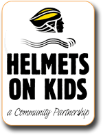 Helmets on Kids - A Community Partnership